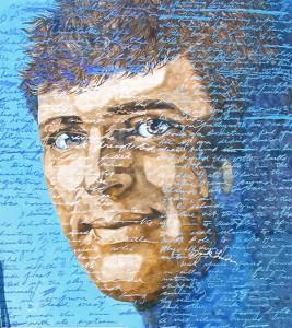 Jack London mural