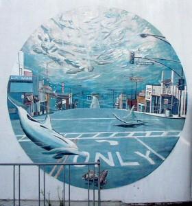 Manhattan Beach mural