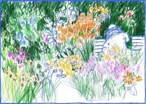Bees1_Garden