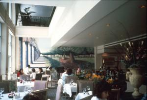 Hyatt mural