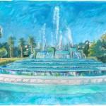 Fountain LA