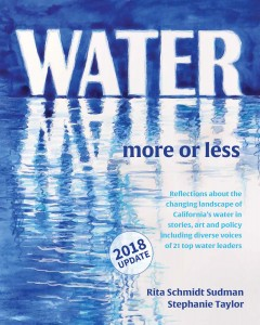 An anthology about water in California.