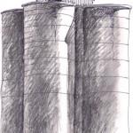 Grain silo #3
