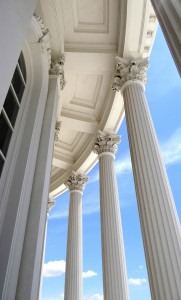 Capitol Dome Porch