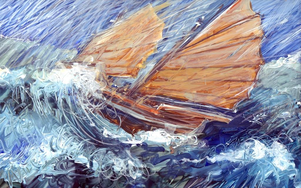 SailingtoKorea