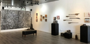 KFBK Sacramento Simple Objects 2019 – Sacramento's Archival Gallery Features Objects from the Camp Fire